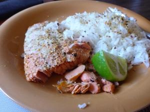 salmonsupper