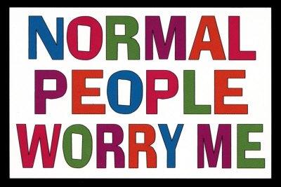 normalworry