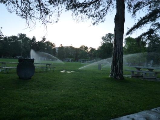 wateringpark