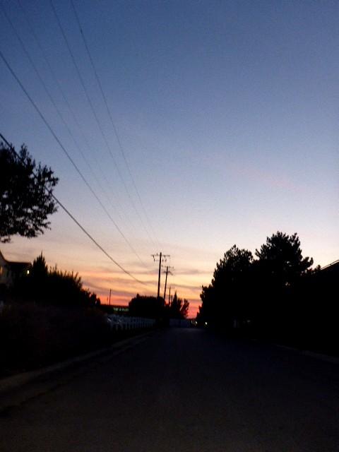 last of sun