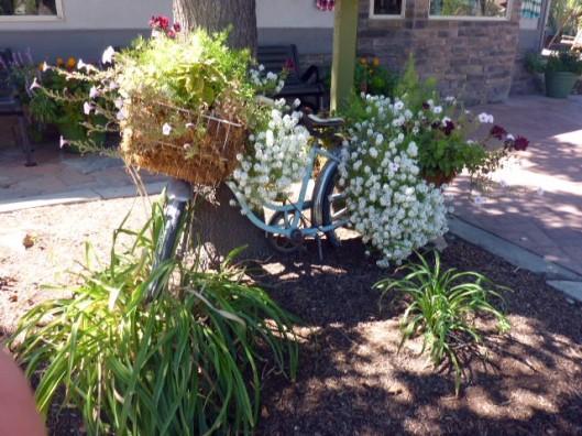 flowerybike