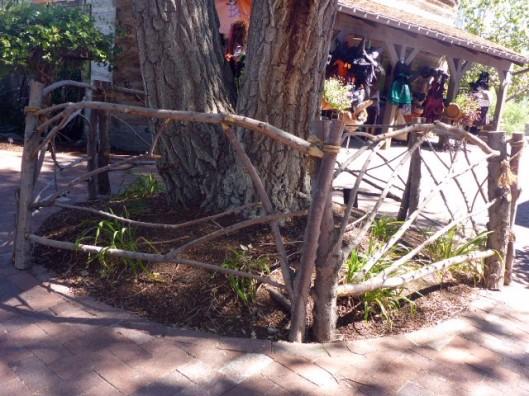 twig-fence