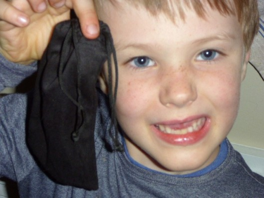 tooth-pouch