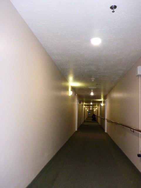 long-hallway