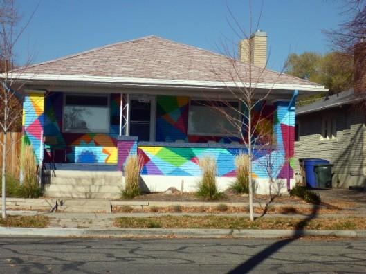 rainbow-house