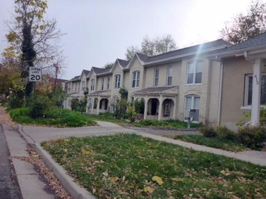 row-houses